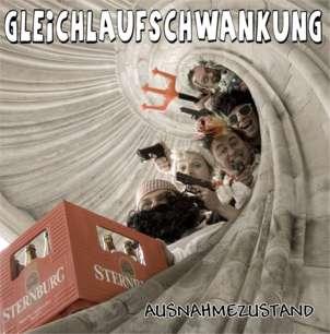GLEICHLAUFSCHWANKUNG - Ausnahmezustand LP